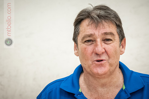 2013 Squash and Beyond Camp: Dave Pearson