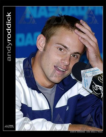Interview: Andy Roddick