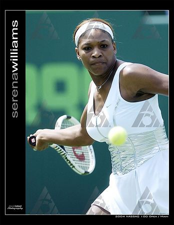 Serena Williams def. Marta Marrero