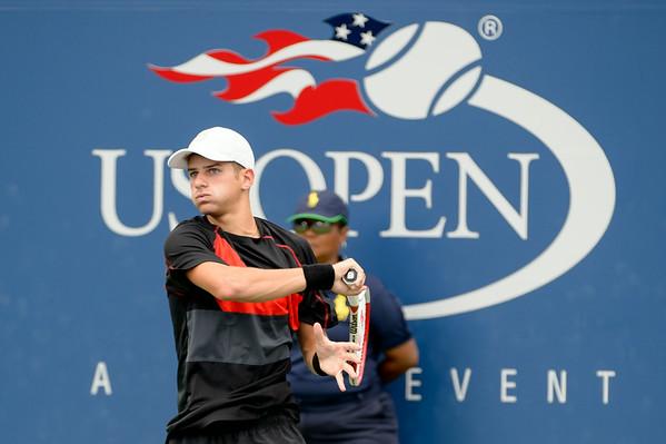 2014-08-31 Aron Hiltzik US Open
