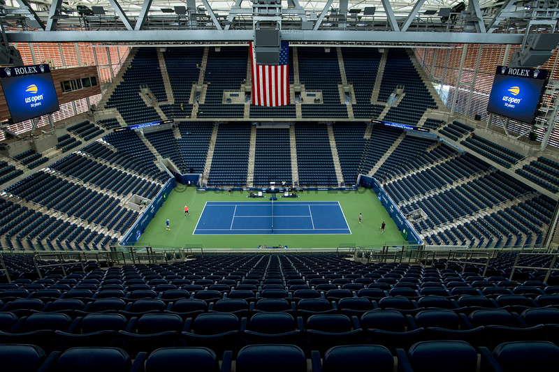 TENNIS: US OPEN 2018