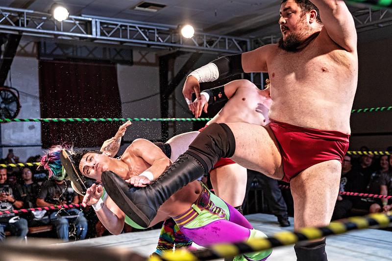 big dick wrestlers