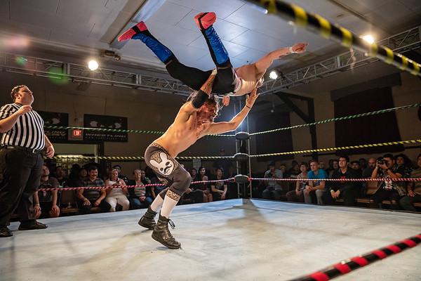 Tyler Bateman vs Matt Vandagriff