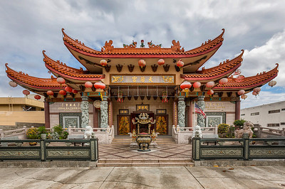 Thien Hau Temple, Los Angeles, CA
