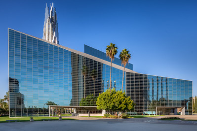 Christ Cathedral, Garden Grove, CA