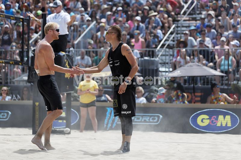 Chase Budinger, Casey Patterson