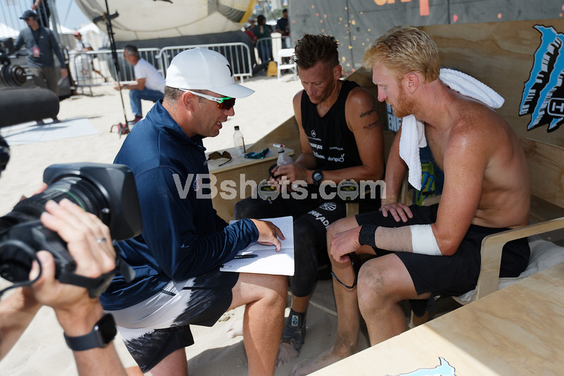 Ryan Mariano, Casey Patterson, Chase Budinger