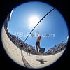 Troy Field, circular fisheye