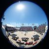 Jake Gibb, stadium, circular fisheye