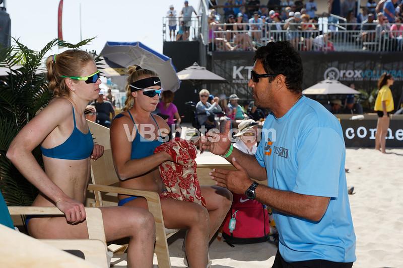 Summer Ross, Sara Hughes, Jose Loiola