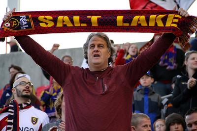 REAL Salt Lake vs. Colorado 4-7-12