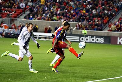 Real Salt Lake vs Los Angeles 11-7-2013    16