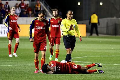 Real Salt Lake vs Los Angeles 11-7-2013    14