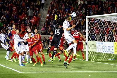 Real Salt Lake vs Los Angeles 11-7-2013    13