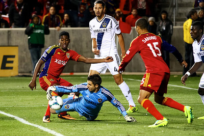 Real Salt Lake vs Los Angeles 11-7-2013    23