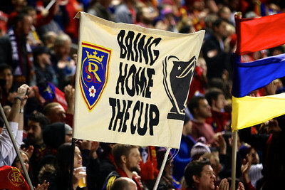 Real Salt Lake vs Portland 11-10-2013 • Playoffs   4