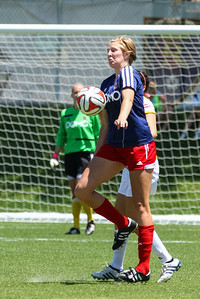 Real Salt Lake Women vs Primero de Mayo at America First Field 06-07-2014. RSL Women win 3 -0.