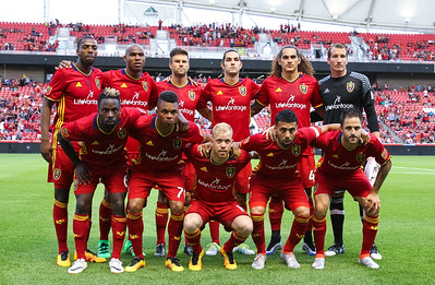 Real Salt Lake versus Wilmington Hammerheads at Rio Tinto Stadium on 06-14-2016 for the Lamar Hunt U.S. Open Cup RSL defeats the Hammerheads on penalty kicks 2-2  (3-1 Shoot Out). #asone  #believe  ©2016 Bryan Byerly