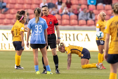 Sandy, UT - Friday May 03, 2019: Utah Royals FC vs Chicago Red Stars at Rio Tinto Stadium. ©2019 Bryan Byerly