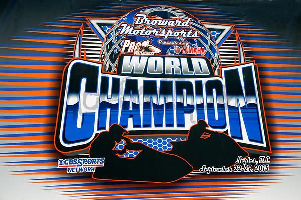 ProWatercross World Championships by Broward Motorsports, Naples, FL Sept, 2015 for Jet Renu