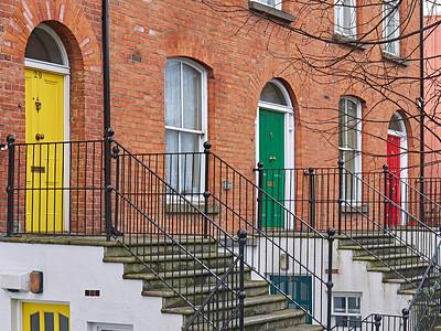 Week-end à Dublin - Gardiner Street