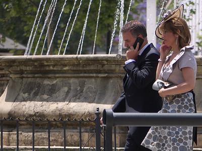 Sevilla - Cortège de mariage