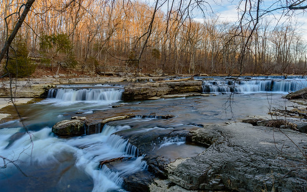 Upper Cataract Falls, Indiana, Spencer, IN