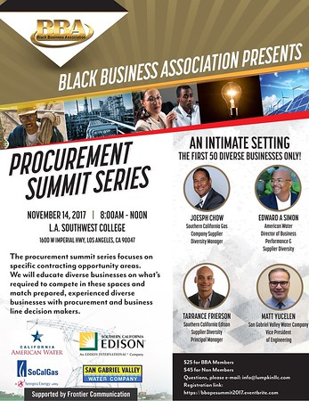 Procurement summit Southwest
