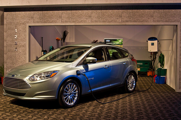 Green Trends at Ford CEC