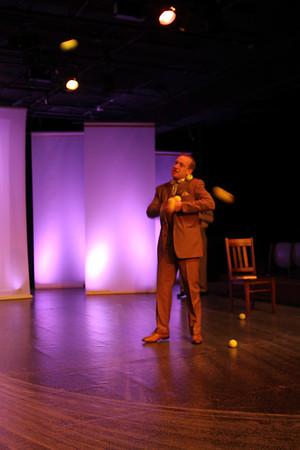Theophilus North -Organic Theatre