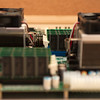 Two CPUs and two RAM banks