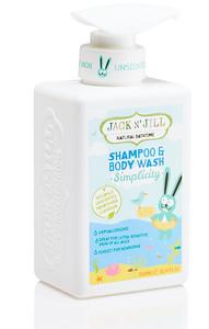 Jack N' Jill  Shampoo and Body Wash
