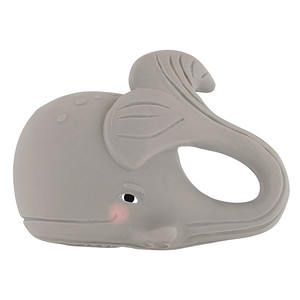Rubber Whale Teether