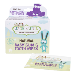 Jack N' Jill Baby Gum & Tooth Wipes