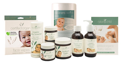 Nature's Child Babycare Range