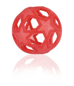 Rubber Star Ball