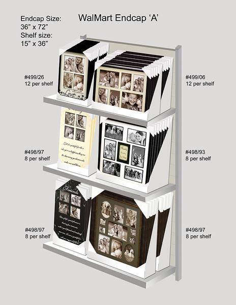 Endcap design