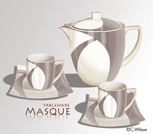 Tableware design