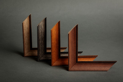 Custom Walnut Frames