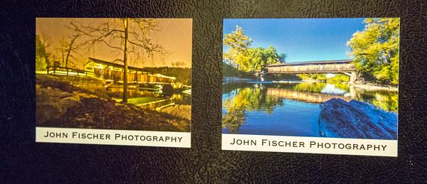 Large Postcard Magnets