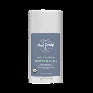 Certified Organic - Cedarwood