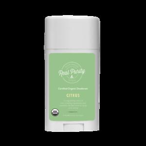 Certified Organic - Citrus