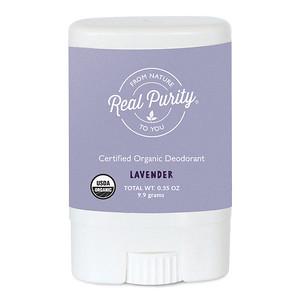 Certified Organic - Lavender