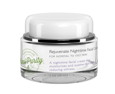 Nighttime Rejuvenate Facial Cream