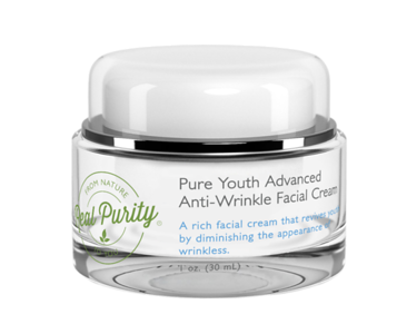 Pure Youth Advanced Anti-Wrinkle Facial Cream