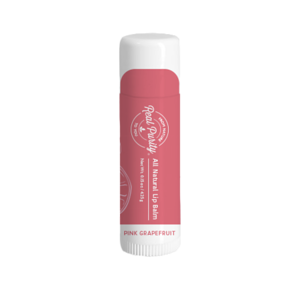 All Natural Lip Balm - Pink Grapefruit