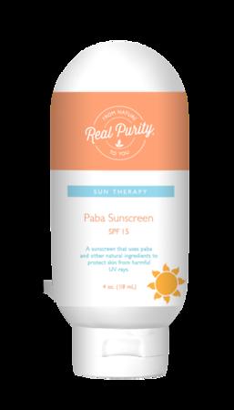 Paba Sunscreen