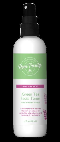Green Tea Facial Toner