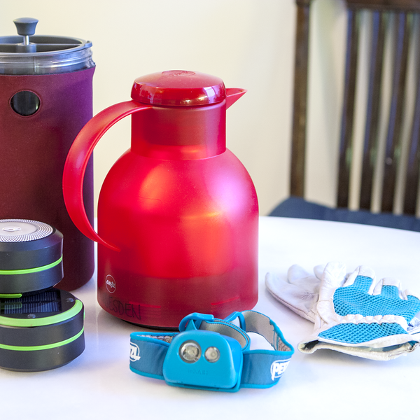 Shopping Guide for Camping and Road Trip Essentials