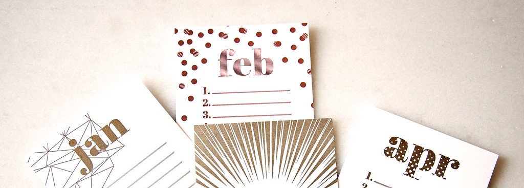 What did you accomplish this January? What will you accomplish this February?